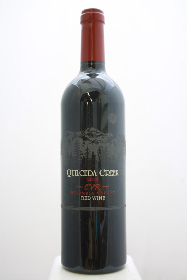 Quilceda Creek Proprietary Red CVR 2018