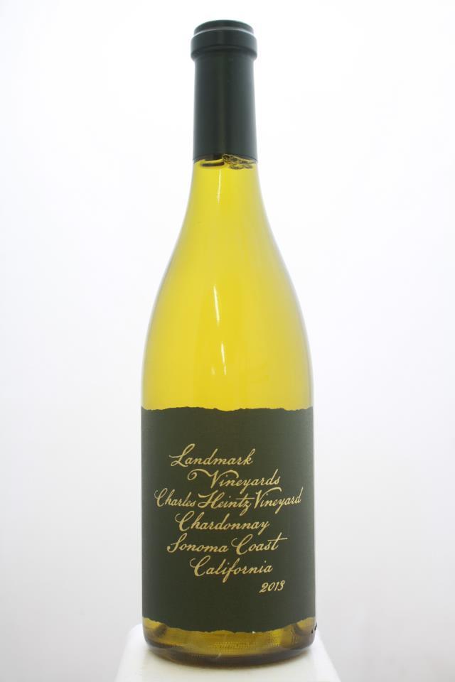 Landmark Vineyards Chardonnay Charles Heintz Vineyard 2013