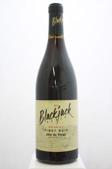 Blackjack Ranch Pinot Noir Alix de Vergy Special Selection 2007