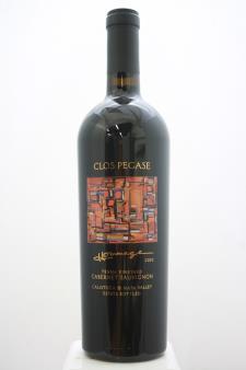 Clos Pegase Cabernet Sauvignon Tenma Vineyard Hommage 2010