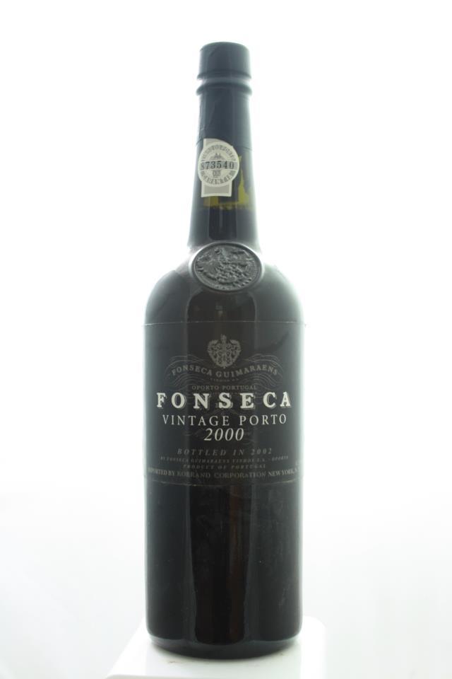 Fonseca Vintage Porto 2000