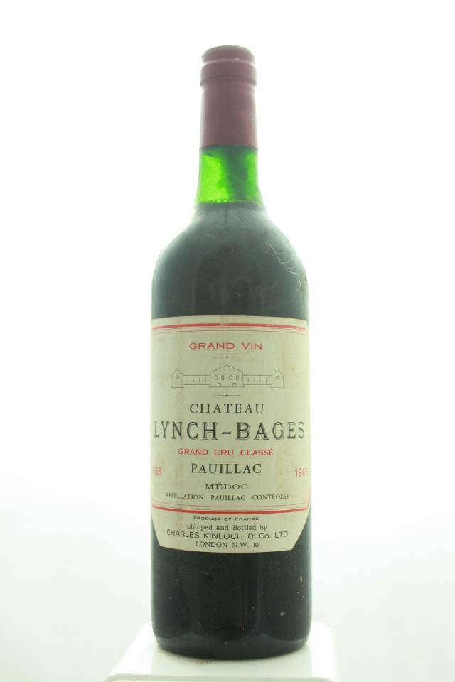 Lynch-Bages 1966