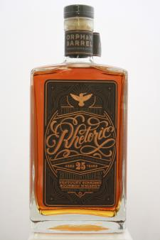 Orphan Barrel Kentucky Straight Bourbon Whiskey Rhetoric 25-Years-Old NV