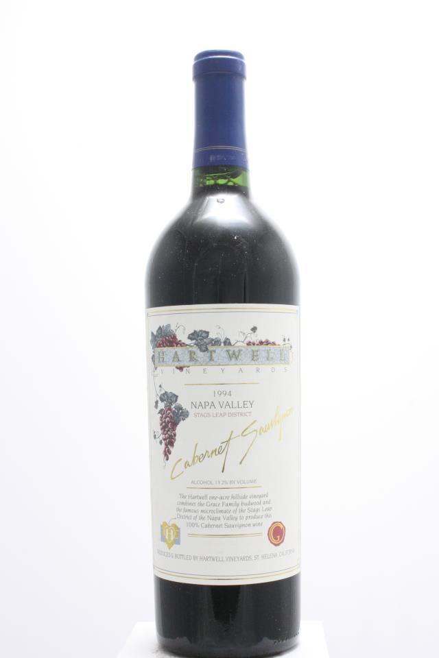 Hartwell Vineyards Cabernet Sauvignon Estate 1994