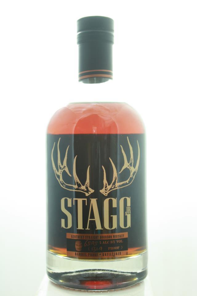 Stagg Jr. Kentucky Straight Bourbon Whiskey Barrel Proof Batch 9 2017 Release NV