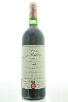 Bahans Haut-Brion 1982