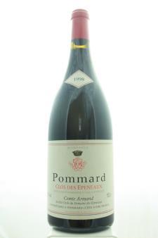 Comte Armand Pommard Clos des Epeneaux 1998
