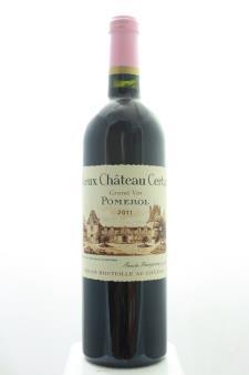 Vieux Château Certan 2011