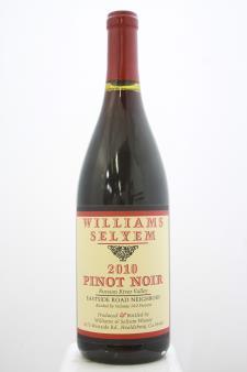 Williams Selyem Pinot Noir Eastside Road Neighbors 2010