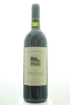 Allandale Shiraz Matthew 1995