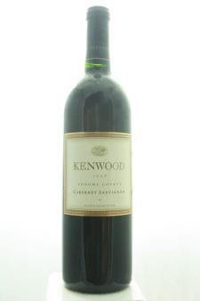Kenwood Cabernet Sauvignon Sonoma County 1998
