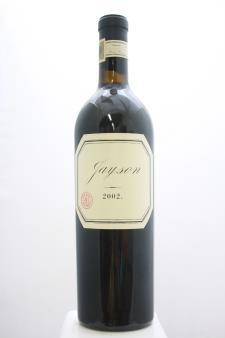 Pahlmeyer Jayson 2002