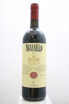 Antinori Tignanello 2012