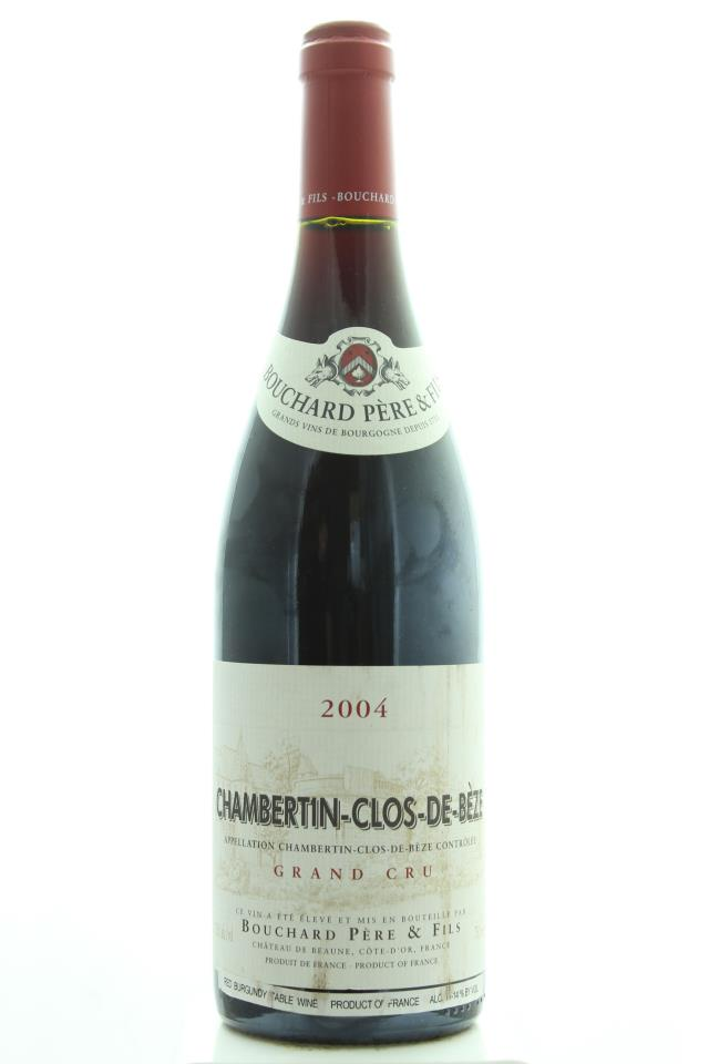 Bouchard Père et Fils (Maison) Chambertin-Clos de Bèze 2004