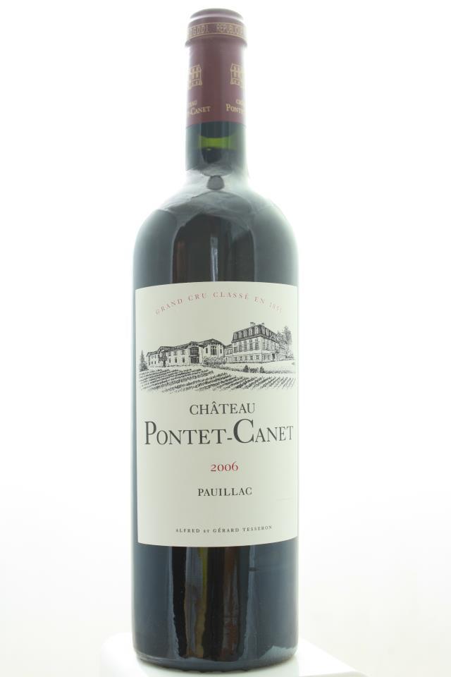 Pontet-Canet 2006