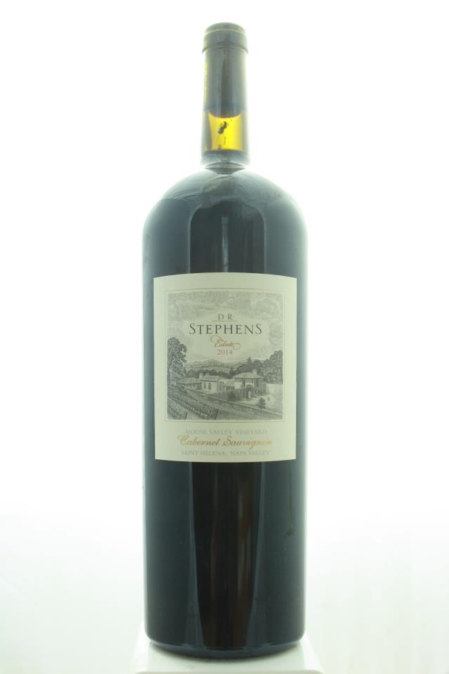 D. R. Stephens Cabernet Sauvignon Estate Moose Valley Vineyard 2014