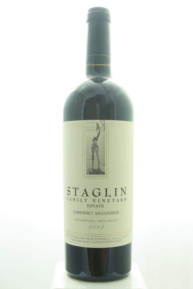 Staglin Family Vineyard Cabernet Sauvignon Estate 2013