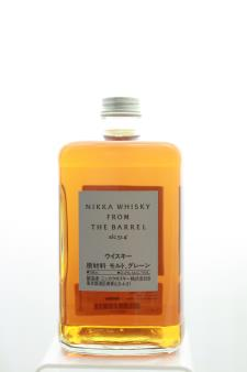 Nikka Japanese Whisky From The Barrel NV
