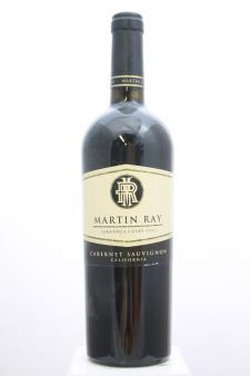 Martin Ray Winery Cabernet Sauvignon Saratoga Cuvée 1993