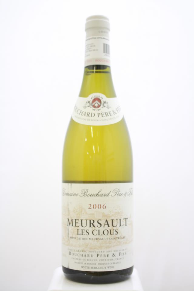Domaine Bouchard Père & Fils Meursault Les Clous 2006