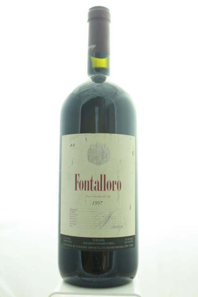 Felsina Berardenga Fontalloro 1997