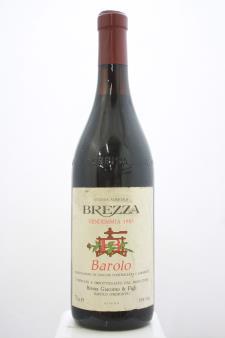 Brezza Giacomo & Figli Barolo 1983