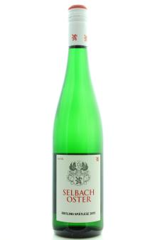 Selbach-Oster Riesling Spätlese #40 2015