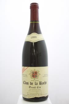 Jean Raphet Clos de la Roche Cuvée Unique Réserve 1999