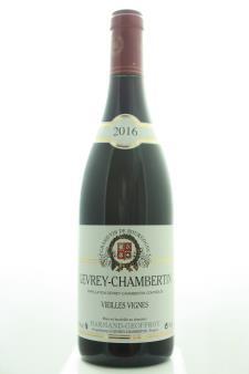 Harmand-Geoffroy Gevrey-Chambertin Vieilles Vignes 2016