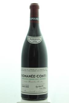 Domaine de la Romanée-Conti Romanée-Conti 2009