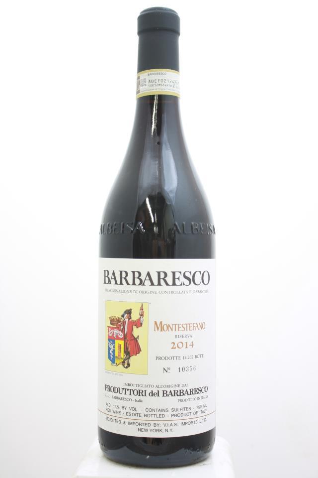 Produttori del Barbaresco Barbaresco Riserva Montestefano 2014