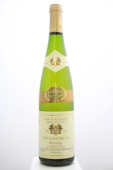 Ginglinger Fix Vieilles Vignes Riesling 2014