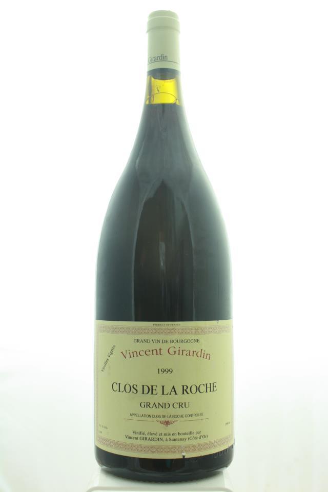 Vincent Girardin Clos de la Roche Vieilles Vignes 1999