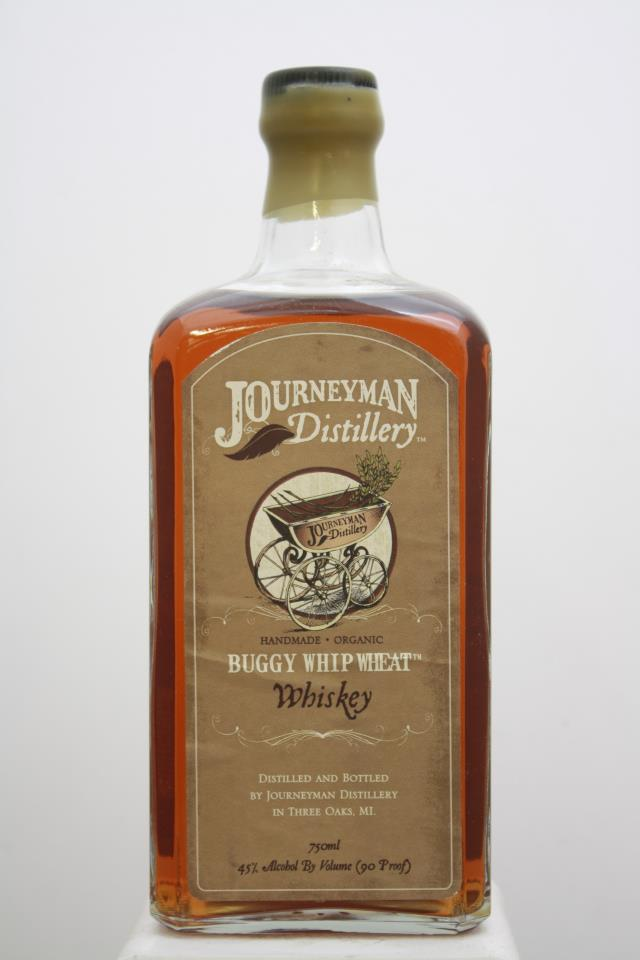 Journeyman Distillery Whiskey Buggy Whip Wheat NV