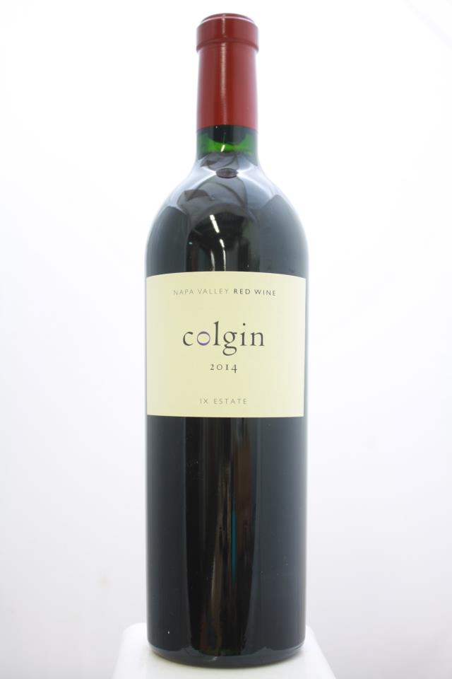 Colgin Proprietary Red IX Estate 2014