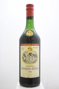 Rauzan-Ségla 1964