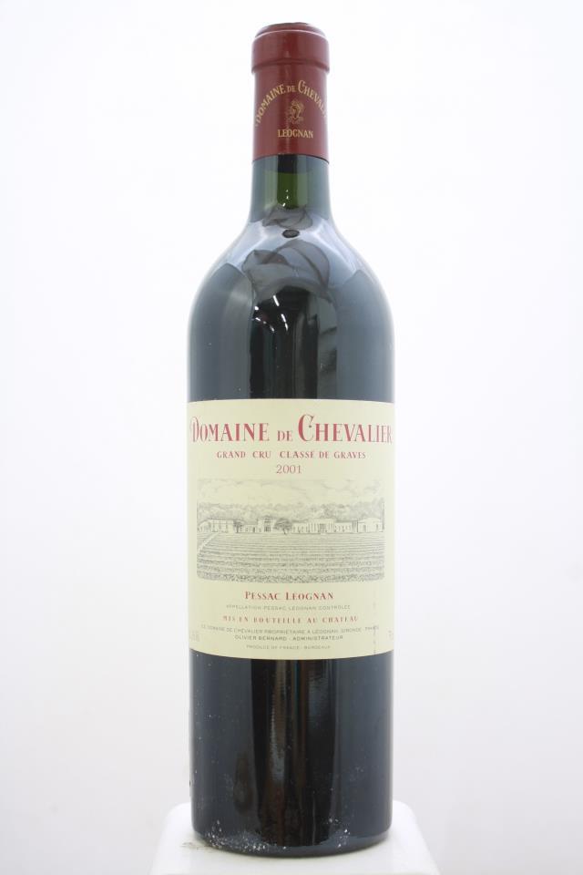 Domaine de Chevalier Rouge 2001