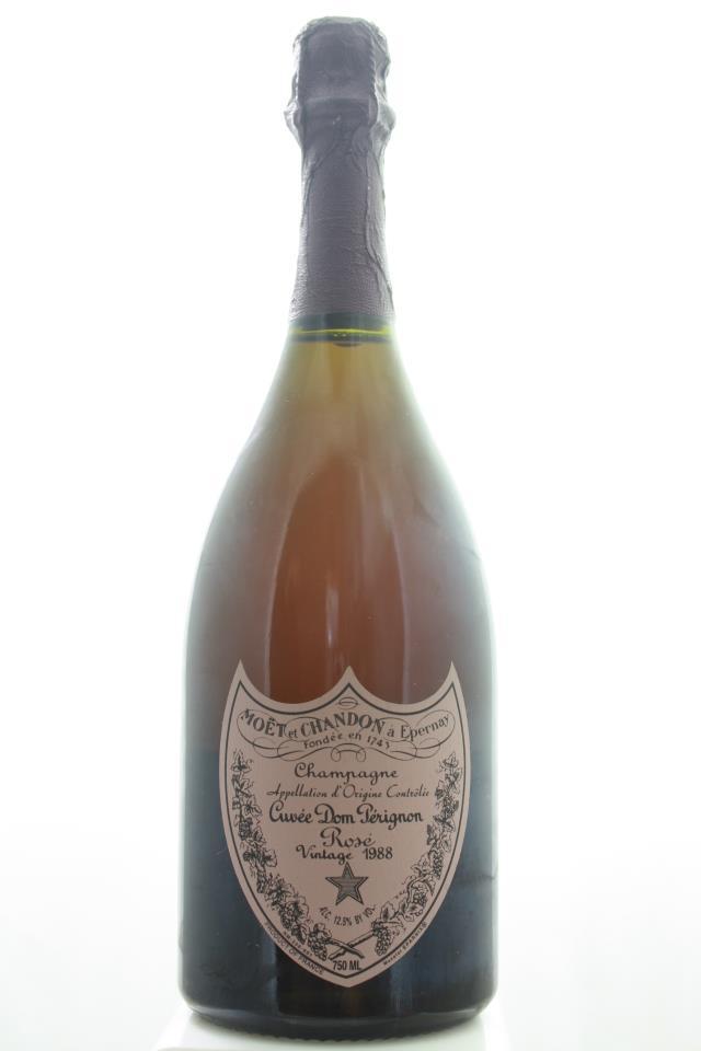 Moët & Chandon Cuvée Dom Pérignon Rosé Brut 1988