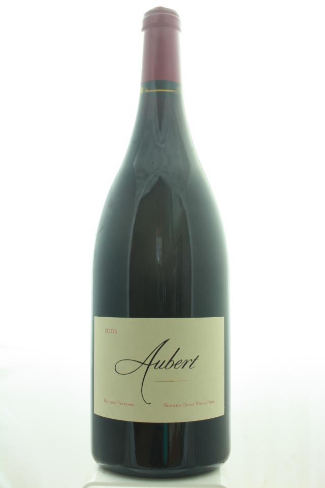Aubert Pinot Noir Reuling Vineyard 2006