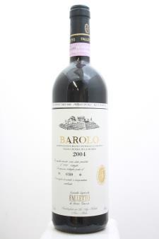 Bruno Giacosa Barolo Vigna Croera di la Morra 2004