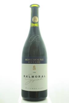Rosemount Estate Syrah Balmoral 1998