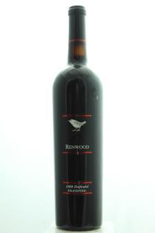 Renwood Zinfandel Grandpère Vineyard 2000