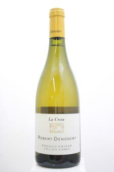 Robert Denogent Pouilly-Fuisse La Croix Vieilles Vignes 2013