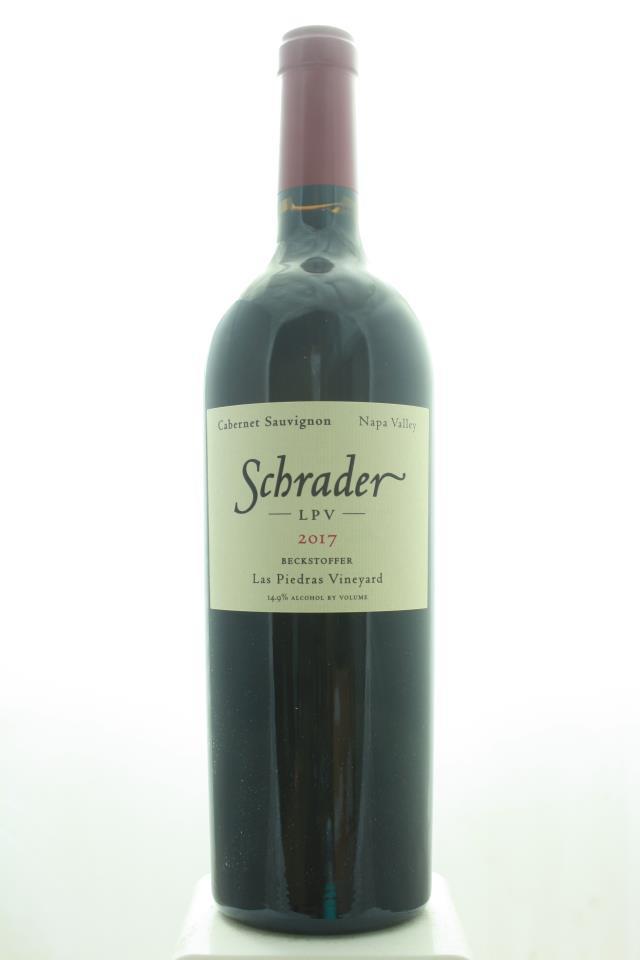 Schrader Cabernet Sauvignon Beckstoffer Las Piedras Vineyard LPV 2017