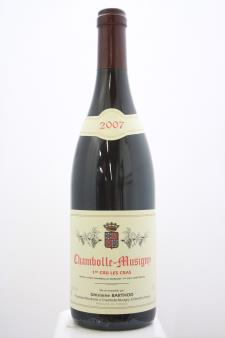 Ghislaine Barthod Chambolle-Musigny Les Cras 2007