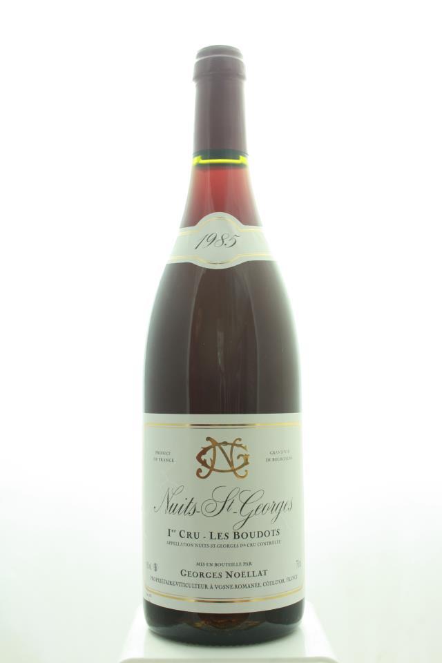 Georges Noëllat Nuits-Saint-Georges Aux Boudots 1985