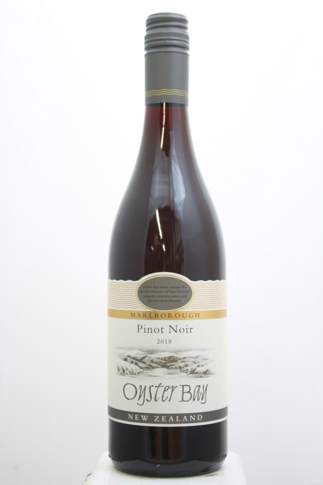 Oyster Bay Pinot Noir 2018