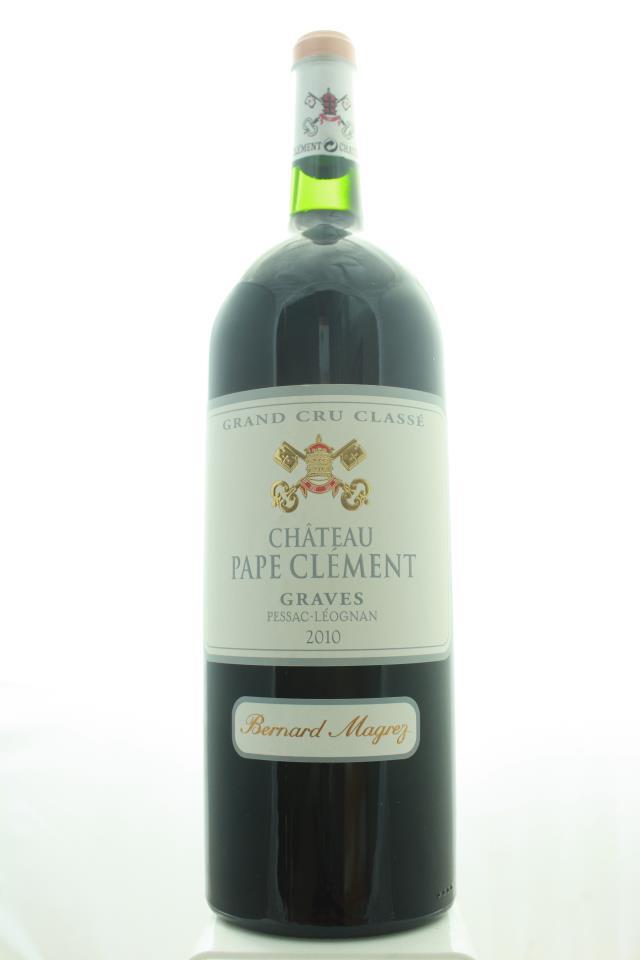 Pape Clément 2010