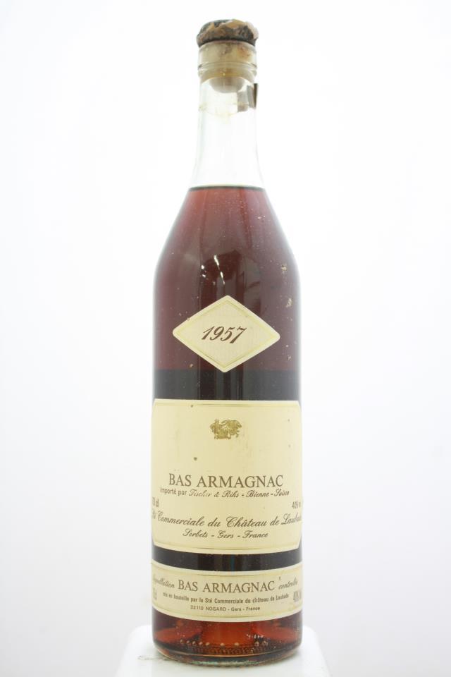 Laubade Bas Armagnac 1957