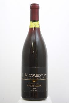 La Crema Pinot Noir Reserve 1988